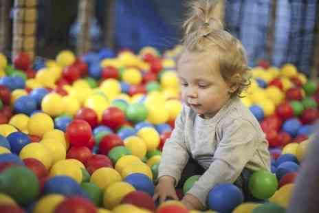 Jungle Jims Playland - Childrens Indoor Play Area Entry With Refreshments and Adult Admission - Save 55%