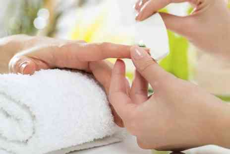 Nailed It by Jax - Manicure or Pedicure  - Save 50%
