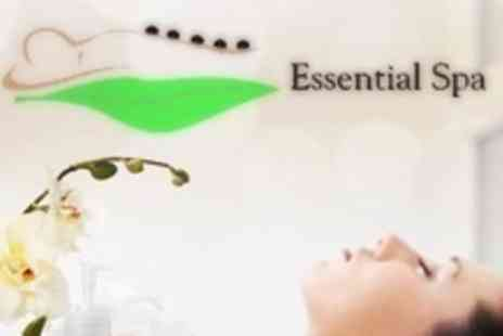 Essential Spa - Declor Aroma Expert Facial Back Massage and Eye Treatment  - Save 72%