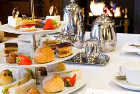 The Quorn Country Hotel - Afternoon Tea & Bubbly for 2  - Save 52%