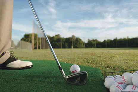 Hassocks Golf Club - Two Hour Golf Clinic and Computer Analysis - Save 64%