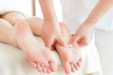 Wellbeing Treatment - 45 Minute Reflexology Treatment  - Save 50%