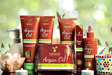 Argan Oil Set - Argan Oil Set - Save 70%