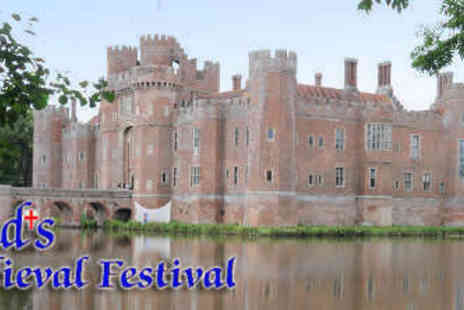 Englands Medieval Festival - Ticket to Englands Medieval Festival - Save 32%