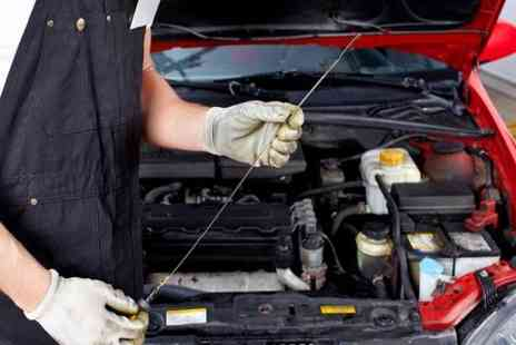 Auto Service Experts - Car Service With Oil Change - Save 64%