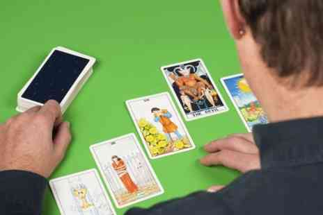 Resolve Holistic Therapy Centre - Tarot Card Reading  - Save 52%