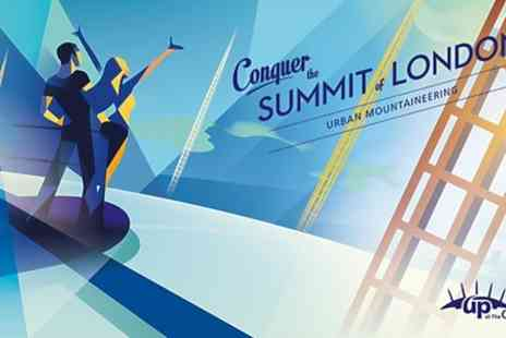 The O2  - Climb This Landmark  - Save 50%