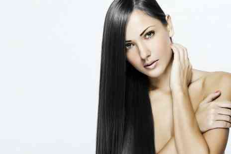 CG Hair - Keratin Straightening Treatment  - Save 51%