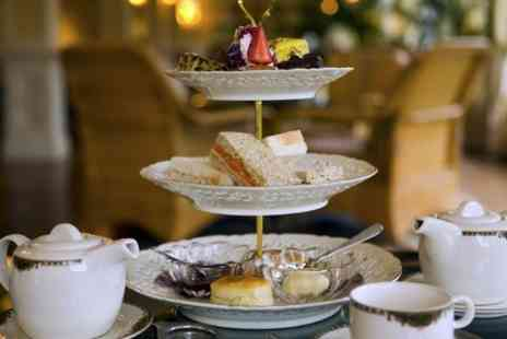 Cricket St Thomas - Afternoon Tea For Two - Save 37%