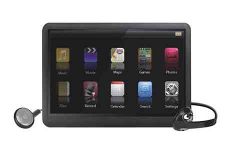 djc electronics - DJC Touchtune 4.3� Touchscreen MP5 Player - Save 46%