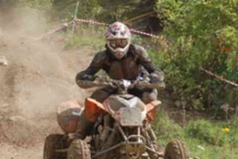 Amazon Events - 1 hour quad biking experience - Save 58%