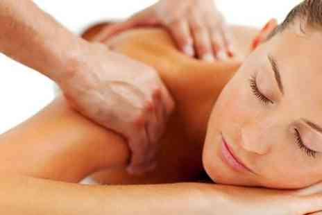 Fake It With Lady Helen - Detoxifying Swedish massage - Save 70%