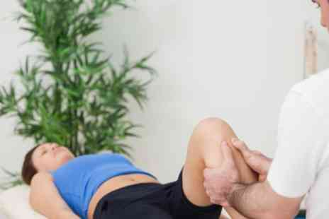 3PT - One Hour Sports Massage and Gym Access - Save 76%