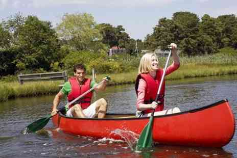 Canoe the Wye - Half Day Experience - Save 46%