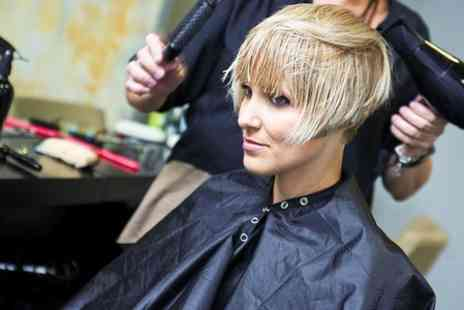 Krowns Of King Street - Hair Colour Service Plus Cut - Save 71%