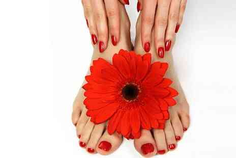 B-Jazzlled - Gelish nails - Save 77%