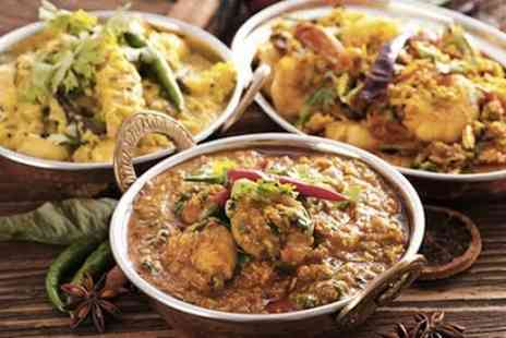 Food Emporium - Indian banquet delivery for 4  - Save 48%
