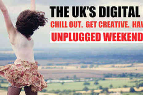 Unplugged Weekend - Ticket to Unplugged Weekend Digital Detox Retreat in the Brecon Beacons - Save 50%