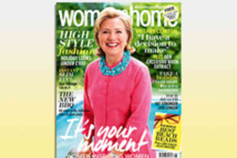 IPC Media - 12 Month Subscription to woman&home Magazine - Save 20%