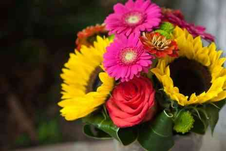 Howes the Florist - Mixed Flower Bouquet  - Save 50%