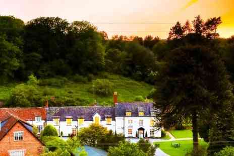Combe House Hotel - Two Nights stay For Two With Breakfast - Save 60%