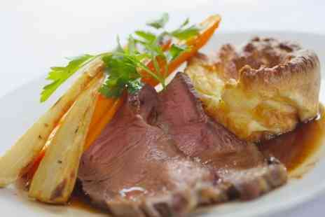 The Grand Hotel Swansea - Three Course Sunday Lunch For Two - Save 47%