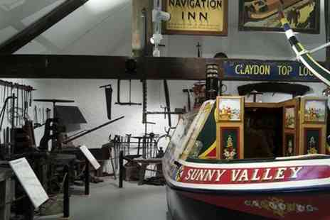 The Canal Museum  -  Entry For Two at The Canal Museum  - Save 47%