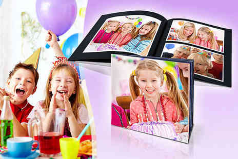 Uk Photo Deals - 20 Page Soft Cover Photo Book - Save 83%