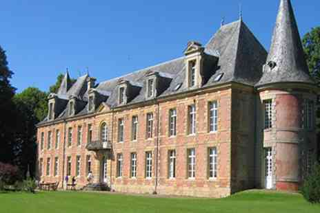 Abbaye les sept fontaines - Three nights in a French chateau with breakfast and gourmet dinner - Save 50%