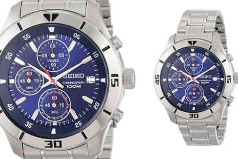 Stagwatches - Seiko Mens Watches - Save 49%