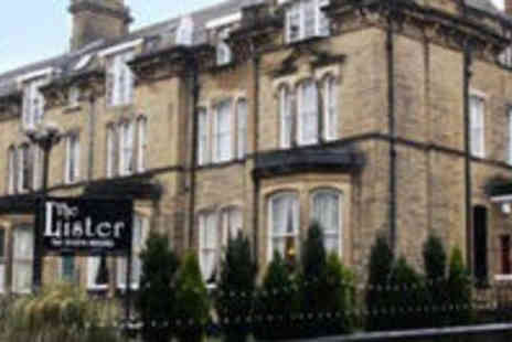 Lister Hotel - Overnight Stay For Two With Dinner And Breakfast - Save 65%
