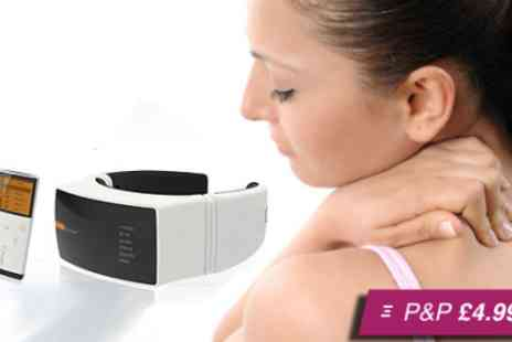 Loco Gadgets - Neck massager - Save 67%