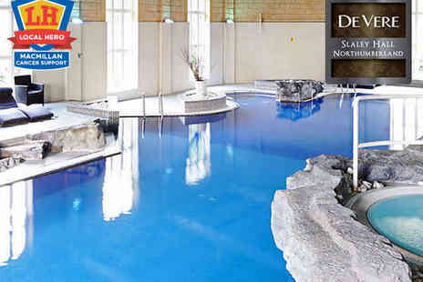 De Vere Slaley Hall - Spa Experience for One  - Save 51%