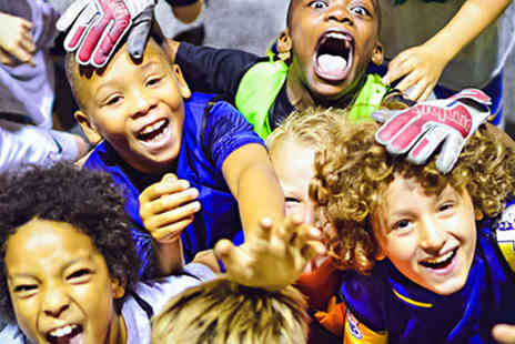 Wolverhampton Sports Arena - Summer Football Party for Up To Ten Children with Party Food - Save 51%