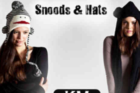 Kurt Muller - One Unique Winter Hats and Snoods - Save 52%