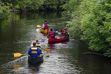 Kingsway Adventure Activities - Bushcraft and Canoeing Experience with Barbecue  - Save 68%