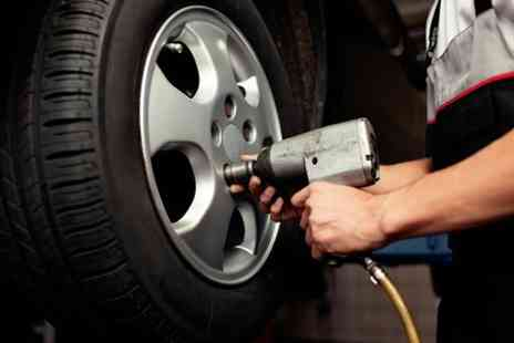 In Town Automotive - Laser Wheel Alignment  - Save 74%