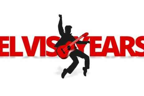 Sales Force - Ticket to The Elvis Years - Save 51%