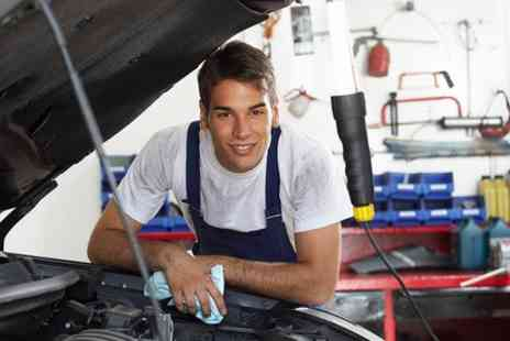Etna Autos - MOT With Mini Service  - Save 74%