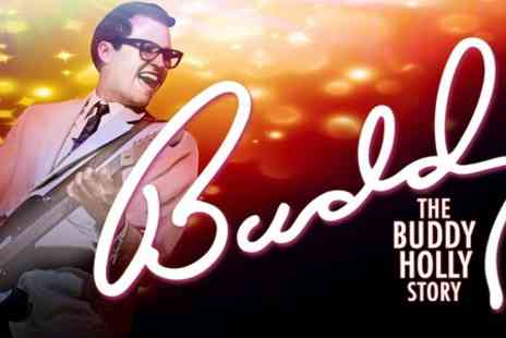 The Orchard Theatre - Ticket to The Buddy Holly Story - Save 40%