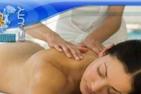 Absolute Beauty - Thalgo Facial and Deep Tissue Massage Plus Body Wrap - Save 80%