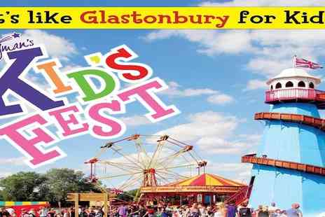 Kids Fest  - VIP ticket to Marsh  - Save 33%