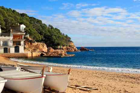 Hotel la Caleta de Tamariu - Seven nights stay in Costa Brava with breakfast - Save 43%