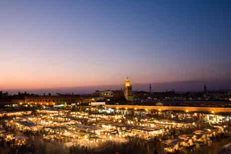 Seasonal Holidays - Five  Nights in Marrakech with Flights - Save 28%