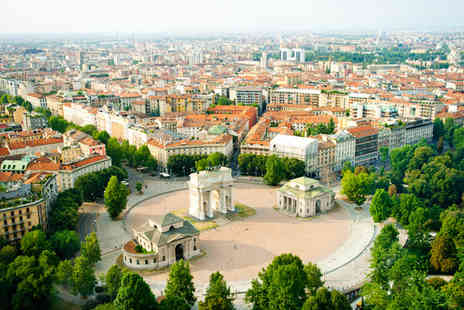 Seasonal Holidays - Two Nights Stay in Milan with Flights - Save 34%
