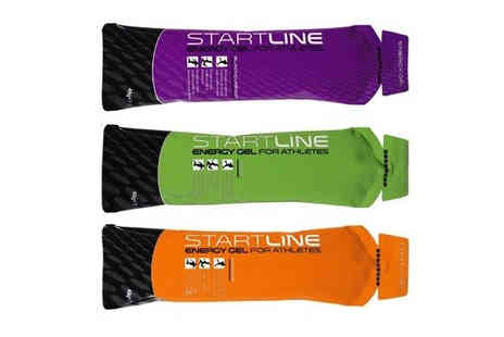 Active Human - Starline Isotonic Energy Gel - Save 52%