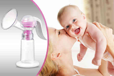 Ana Wiz - Five pc Spectra Handy Plus manual breast pump kit - Save 46%