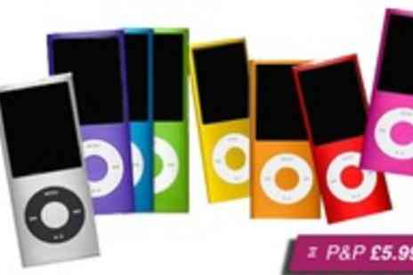 Marcus Accessories - Generation MP4 player in a choice of colours - Save 78%