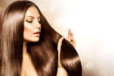 Georginas - Brazilian keratin hair straightening treatment - Save 71%