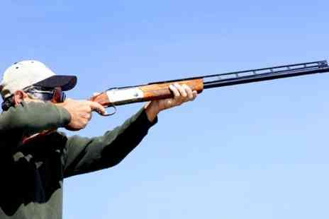 Sherwood Shooting Academy - Clay Pigeon Shooting For One - Save 50%